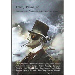 Libro Steampunk: Antología Retrofuturista