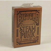 Cartas Bicycle Steampunk