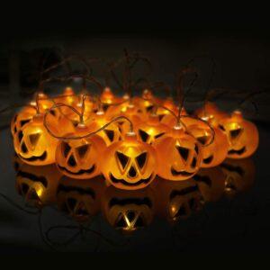 Luces calabaza halloween