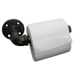 Soporte papel higiénico tipo industrial