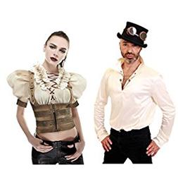 camisas steampunk