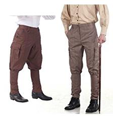 pantalones steampunk