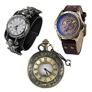 Relojes steampunk