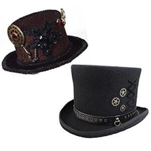 Sombreros steampunk