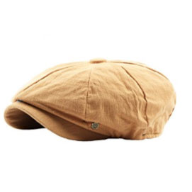 Gorra ajustable de algodón