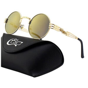 CGID-Gafas-de-sol-polarizadas-full-doradas