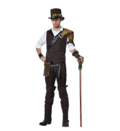 Cosplay completo steampunk