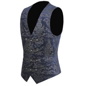 chaleco-vintage-tipo-aristocrat-terciopelo-azul
