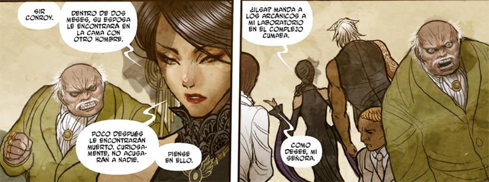comic monstress