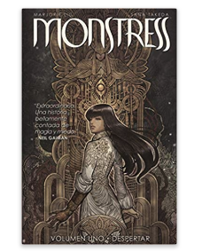 Monstress vol.1 El despertar