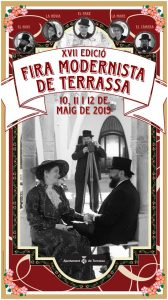 Feria Modernista terrassa 2019