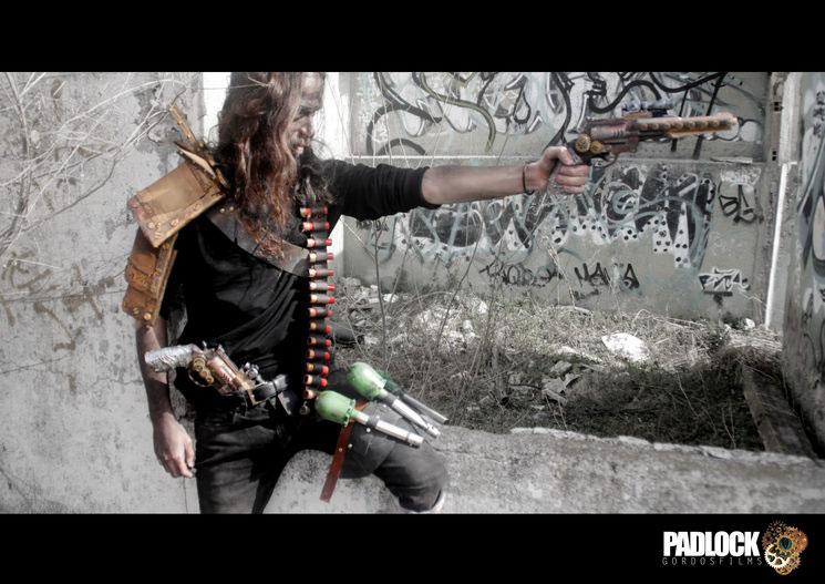 Padlock cortometraje steampunk