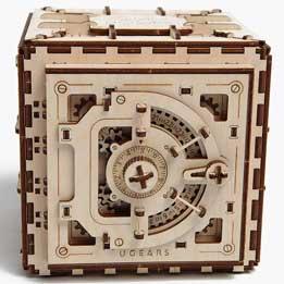 Puzzle-3D-Caja-fuerte-steampunk