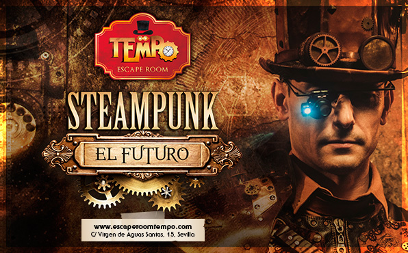 Escape Room Sevilla Steampunk
