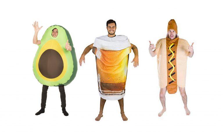 Disfraces de comida